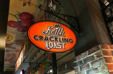 Keith Crackling Roast | PasarBella Singapore