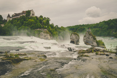 The Rhine Falls | Switzerland