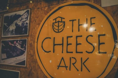 The Cheese Ark PasarBella Singapore