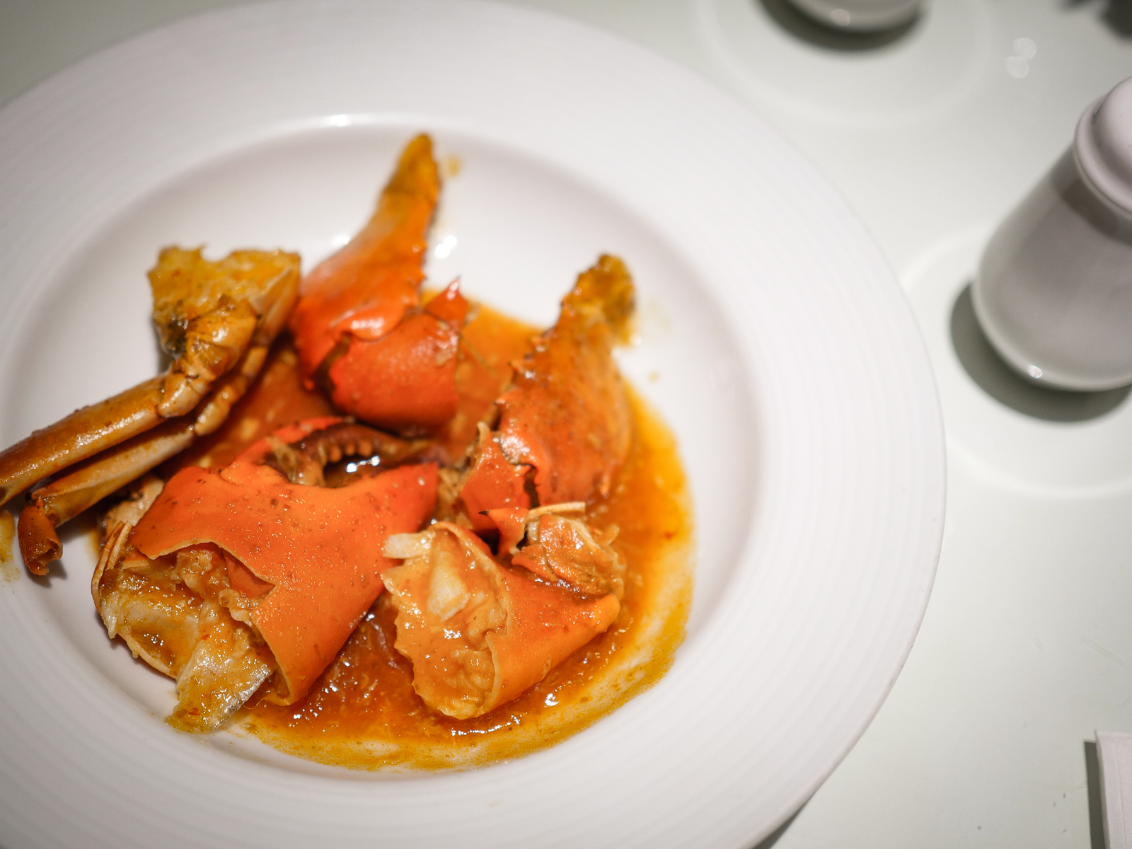 Spices Cafe Harvest of the Sea Concorde Hotel Orchard Road