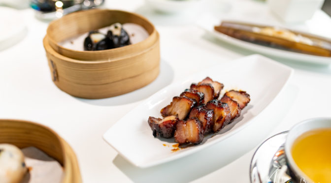 Mitzo Weekend Brunch Dim Sum Buffet Singapore Grand Park Orchard Char Siew BBQ Pork